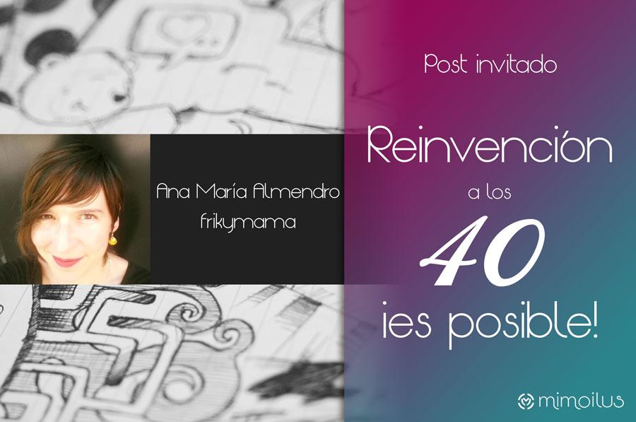 Reinventarse a los 40 en diseño web