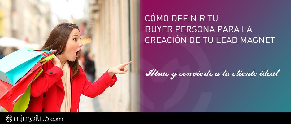 Como crear tu buyer persona para tu primer infoproducto