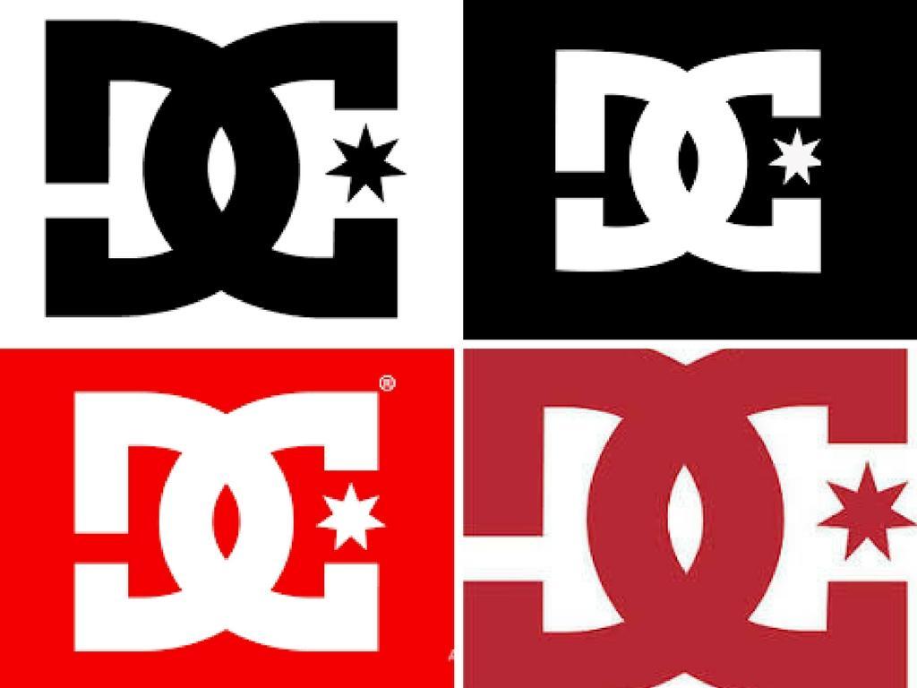 Ejemplo diseño logotipo DG
